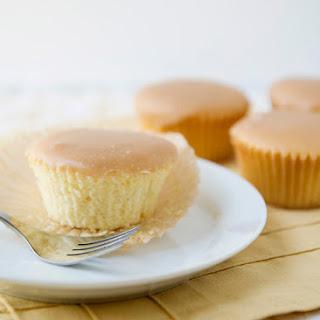 Caramel Cupcakes [Week 8 of 12 Weeks of Christmas Cookies].