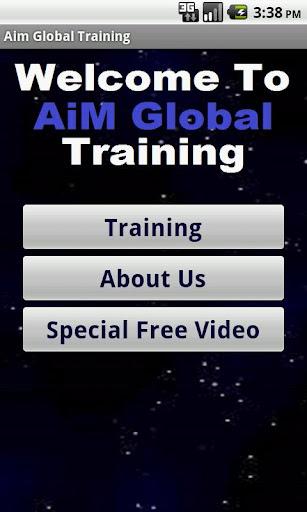 瞄準全球業務培訓
