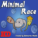 Minimal Race Digital icon