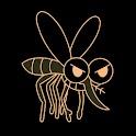 Electronic mosquito logo