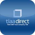 TIAA Direct Mobile Banking logo