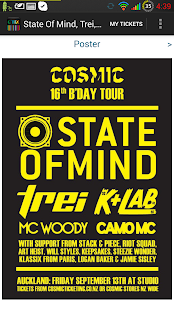 Cosmic Ticketing- screenshot thumbnail