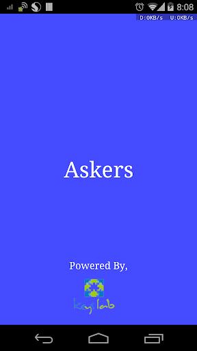 Askers CBE