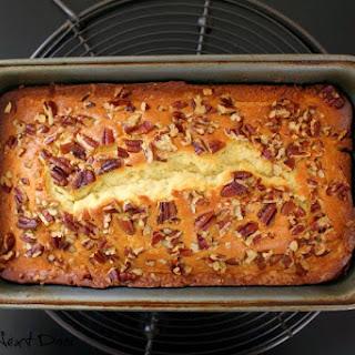 Cardamom Pecan Pound Cake