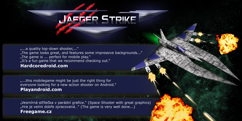 Jaeger Strike- screenshot