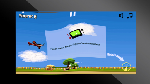 Pepee'nin Uçağ Oyunu Uçalım