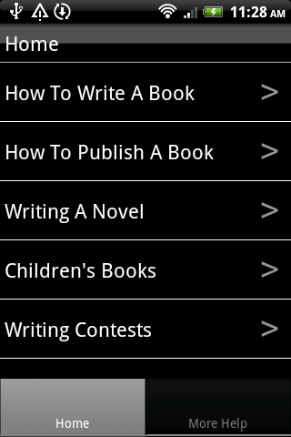 apps for writing a book How to develop an app – a beginner's guide (paid subscriber to children's  book insider keep reading for bonus content) book apps represent one of the.