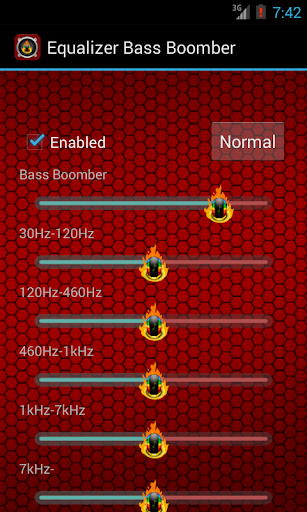 Equalizer Bass Boomber