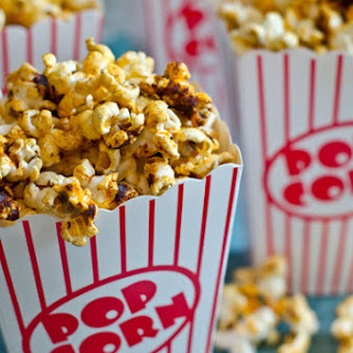 Nigella's Party Popcorn