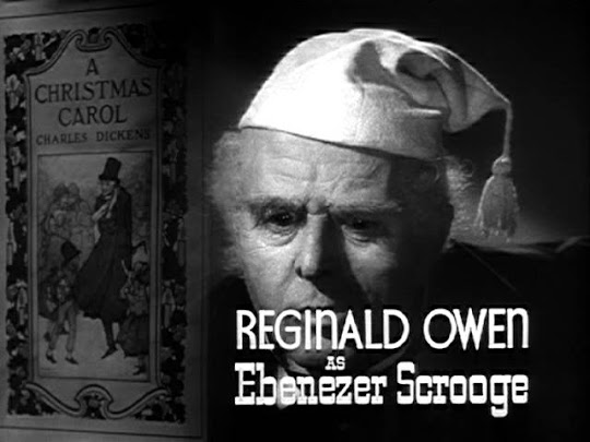 in this adaptation of charles dickenss classic tale an elderly miser learns the error of his ways on christmas eve when he is visited by ghosts from - A Christmas Carol Movie 1938