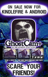Ghost Cam+ Screamer Prank