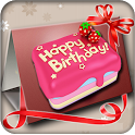 Happy Birthday Card Stickers icon