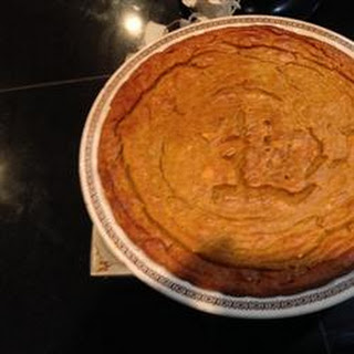 Dixie's Fresh Pumpkin Pie