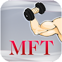 My Fitness Tunes Workout Tips logo