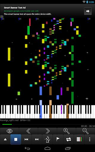 MIDI Voyager Pro  screenshots 2