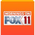 FOX 11 AM NEWS AND ALARM CLOCK