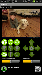 玩工具App|Spykee Artificial intelligence免費|APP試玩