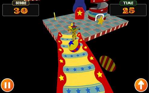 Clown Ball- screenshot thumbnail