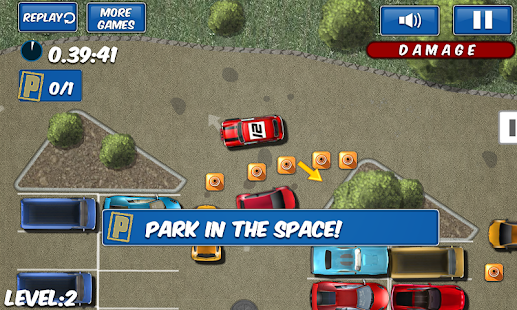 Parking Super Skills- screenshot thumbnail
