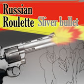 Russian Roulette Silver  Bulle