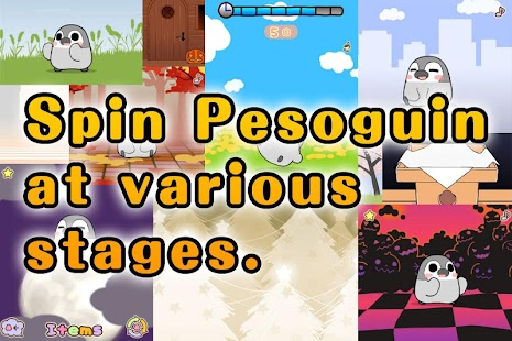 玩休閒App|Spin Pesoguin -