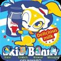 Skip Bunny Milk [SQTheme] ADW logo