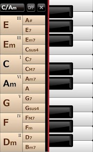 Piano App Songwriting Play