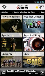 WDIO WIRT Eyewitness News - screenshot thumbnail