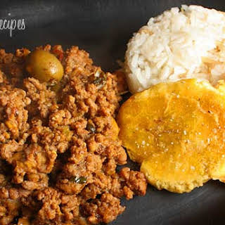 Cuban Picadillo.