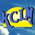 1380 KCIM logo