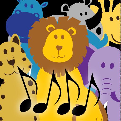 教育の動物は子供のための音 LOGO-記事Game