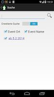 Screenshot of Graz Events