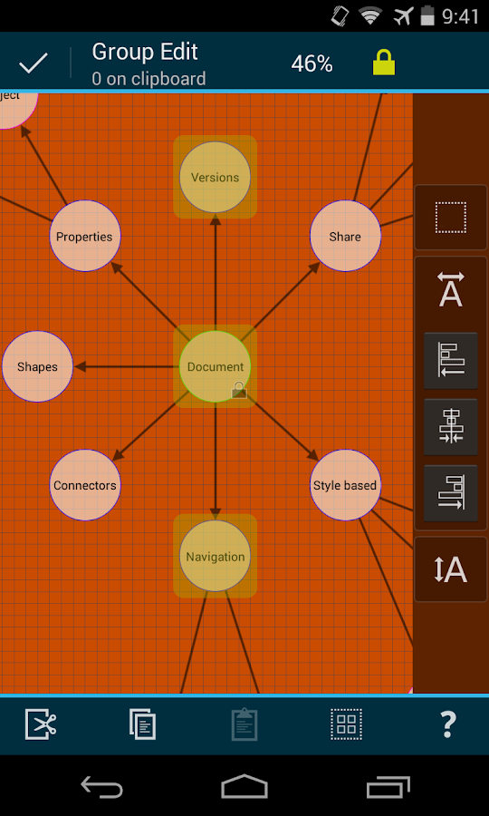 Polydia Diagram Editor- screenshot