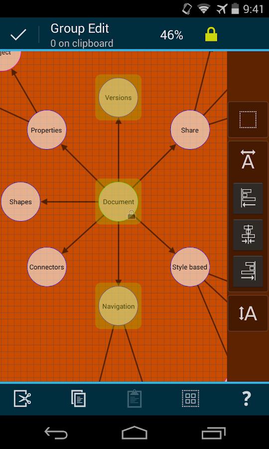 Polydia Diagram Editor - screenshot