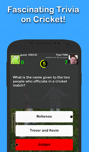 Cricket Trivia  screenshots 2