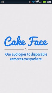 Cake Face- screenshot thumbnail
