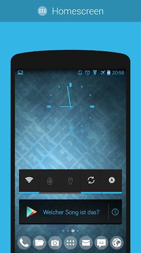 CM11 PA Theme - BlueStock