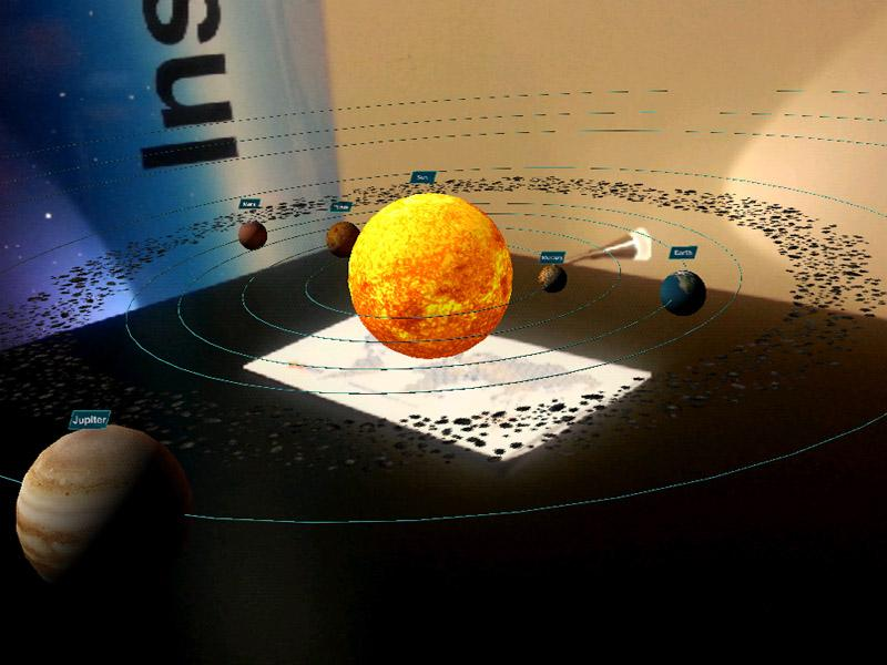 store available solar system model - photo #21