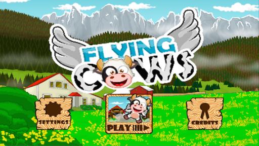 FlyingCows