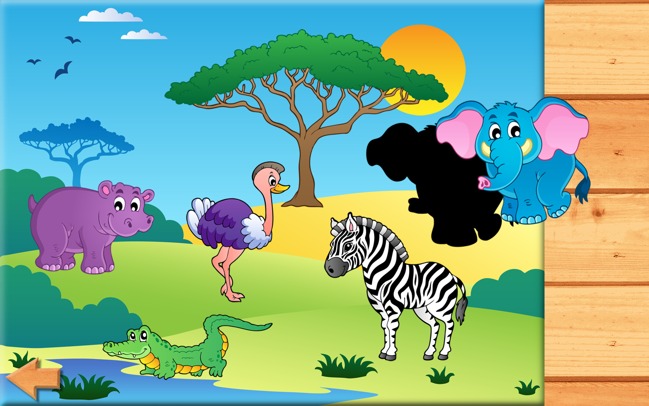16 Kids Puzzles: Cute Animals - Android Apps on Google Play