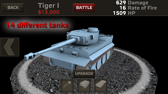 Tanks:Hard Armor- screenshot thumbnail