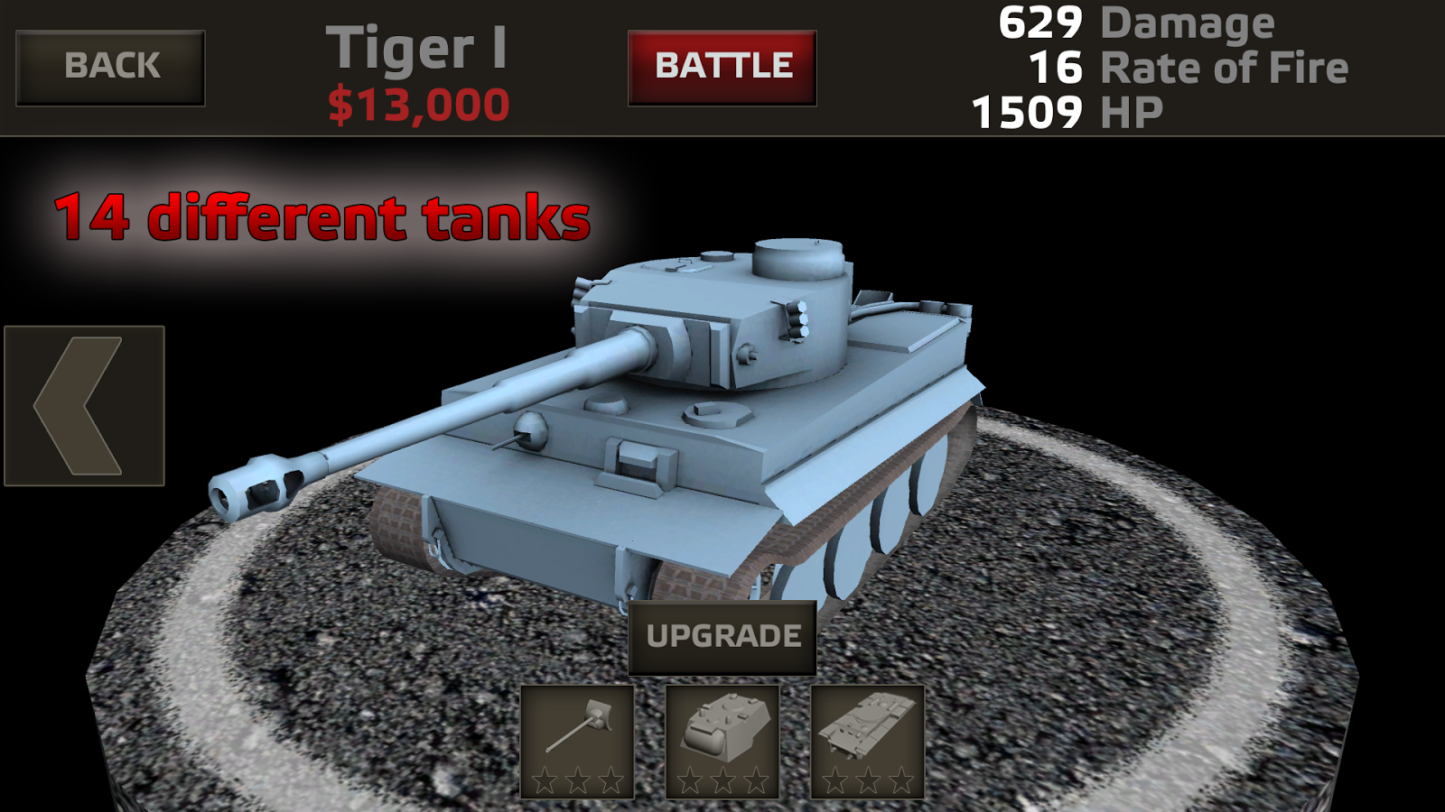 Tanks:Hard Armor- screenshot