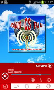 Rádio CS FM 89.7