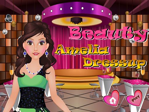 美容阿梅利亞裝扮遊戲