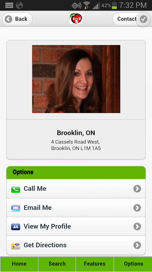 Jodi Ramsden, Broker - screenshot