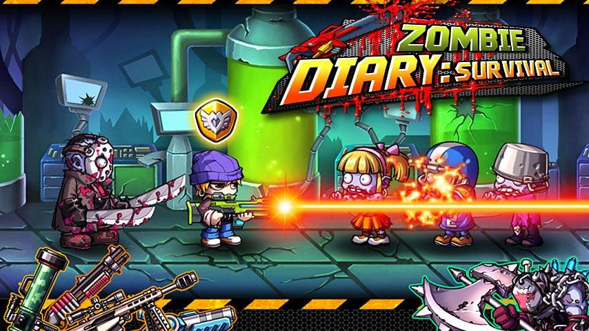 Zombie Diary- screenshot