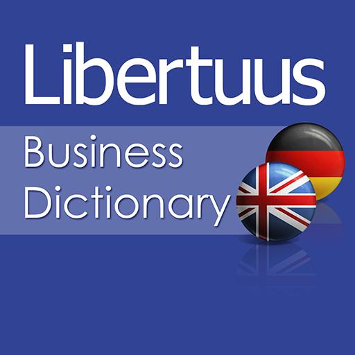 Business Dictionary Lite En De LOGO-APP點子