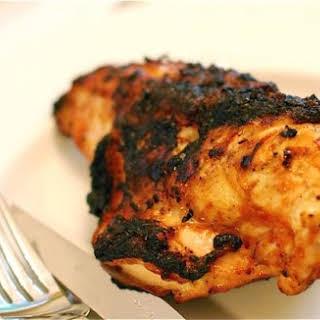 Sweet & Spicy Mango Grilled Chicken.
