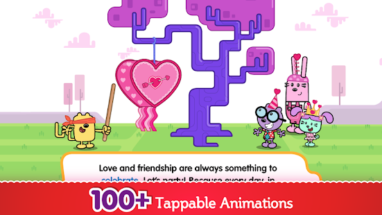 Wubbzy Loves You- screenshot thumbnail