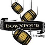 Logo for Downpour Brewing